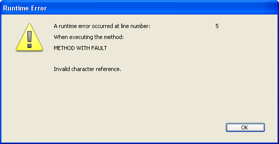 Command Why a Debugger?